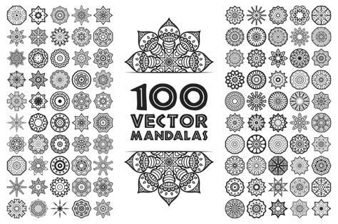 Moon mandala decor vector art free vector. Mandala Vectors, Photos and PSD files | Free Download