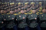 North Korea Parades Missiles, Says 'Ready' for Any War ...