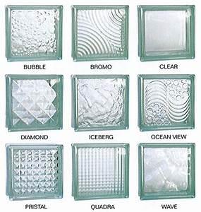 Glass blocks saint louis for Bathroom window glass styles