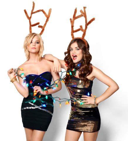 Lucy Hale & Ashley Benson   Pretty little liars, Women ...
