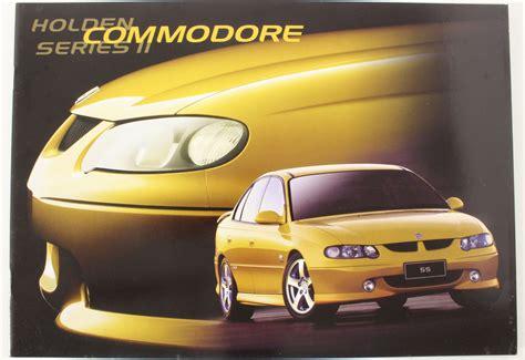 Holden Commodore Vx Series 2 Brochure