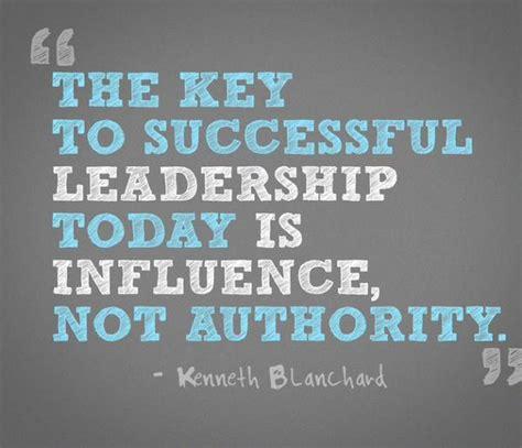 ken blanchard leadership quote image  key