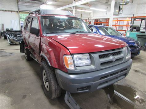 2001 Nissan Xterra Parts by Parting Out 2001 Nissan Xterra Stock 150230 Tom S