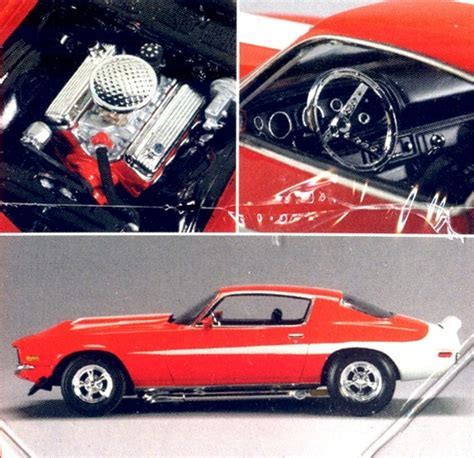 1970 1/2 Chevy Baldwin Motion Camaro (1/25) (fs)