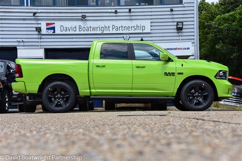 Dodge Ram Sport Sublime Edition Available In The Uk