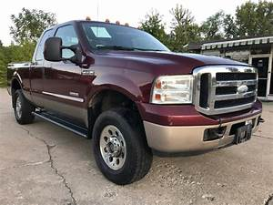 2006 Ford F250 Xlt Diesel Powerstroke 4x4 Ext Cab New