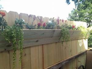 25, Fence, Planters, That, U0026, 39, Ll, Have, You, Loving, Your, Privacy, Fence, Again
