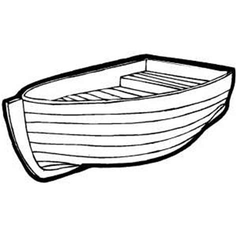 Row Row Row Your Boat Hippo by Boat Coloring Sheet