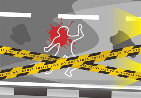 Crime Scene Danger Tapes Vector Design  Download Free