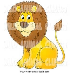 Cartoon Lion Clip Art