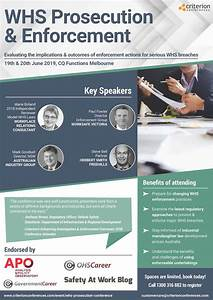 Conference Brochure New Ohs Conference With Prominent Speakers Safetyatworkblog