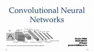 Convolutional Neural Networks (CNN)