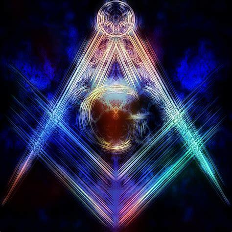Masonic Symbols Wallpaper