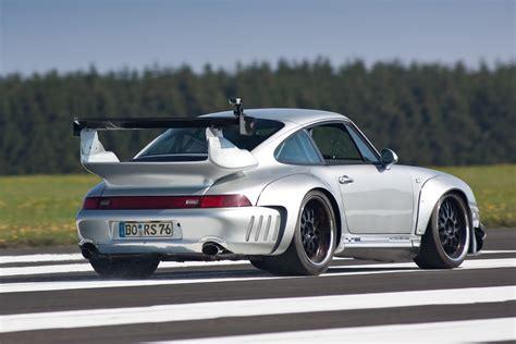 Mcchip Introduces 595hp Porsche 993 Gt2