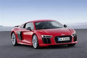 Audi R8 V10 Plus : audi r8 coupe ~ Melissatoandfro.com Idées de Décoration