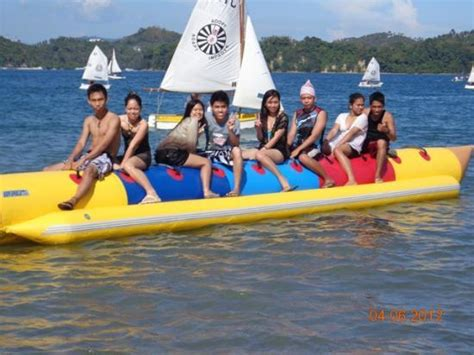 Banana Boat Price Philippines by Banana Boat Picture Of Sandbar Boquete Club