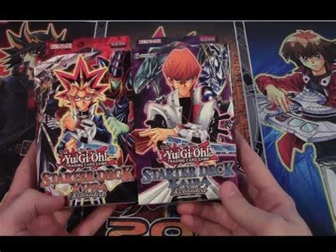 yugioh yugi kaiba starter deck reloaded card list