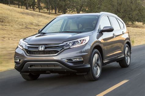 2015 Honda Cr V Reviews And Rating Motor Trend