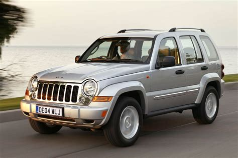 Jeep Cherokee 2 4i Sport Manual 2005 2006 147 Hp 5