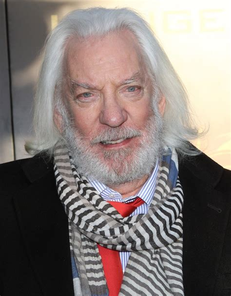 donald sutherland images donald sutherland picture 26 los angeles premiere of the