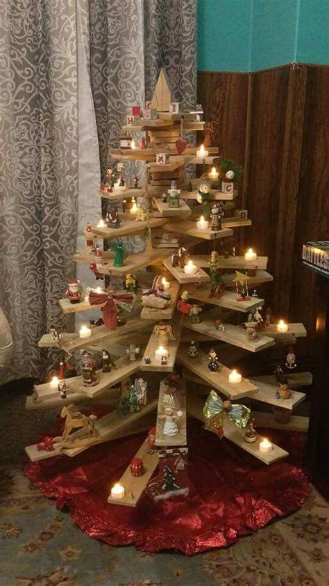 Weihnachtsbaum Holz Design by Top 20 Pallet Tree Designs To Pursue