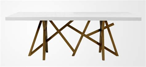 Christophe Delcourt's Saga Dining Table For Roche Bobois