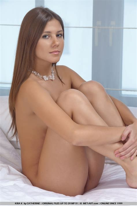 MetArt Kira K in Presenting Kira by Catherine
