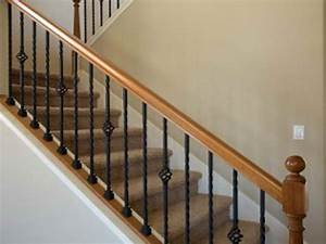 Planning ideas stair railing kits interior stair for Stair railing kits