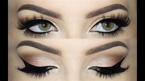 pink glamorous makeup tutorial melissa samways youtube