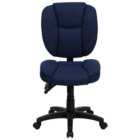 navy blue desk chair flash furniture mid back ergonomic task chair in navy blue