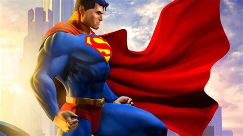 Hd Wallpaper Superman  Free Download Wallpaper Dawallpaperz