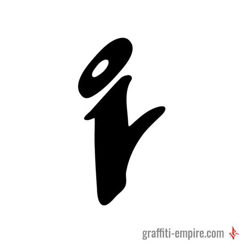 graffiti letter i small i graffiti letter graffiti empire 31161