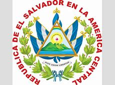 El Salvador Coat Of Arms Free Coloring Pages