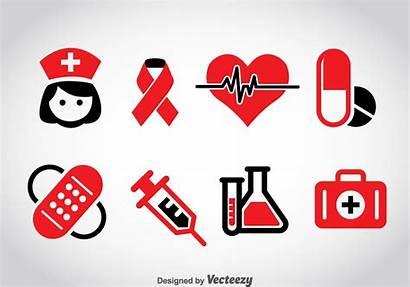 Medical Vector Icons Clipart Vecteezy Graphics Vectors