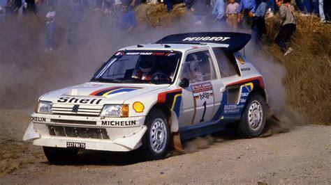 Peugeot 205 T16 by Motor1 Legends 1984 Peugeot 205 T16