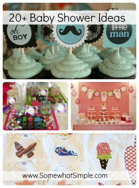 simple baby shower themes creative baby ideas