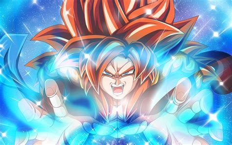 wallpaper super saiyan dragon ball super hd anime