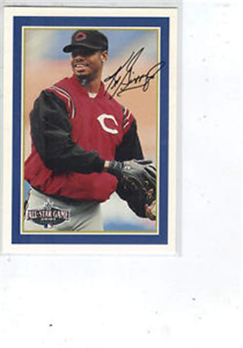 2001 Deck Ken Griffey Jr 30 2001 deck all ritz oreo 30 ken