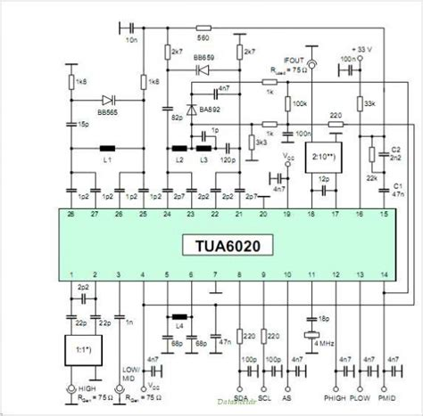 Pll Circuit Page Circuits Next