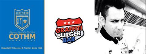 Graffiti Fajar : Fajar Ahmed (graffiti Burger Bar, Muscat, Oman) » Cothm Dubai