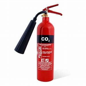 CO2 Fire Extinguisher Malaysia | Fire Equipment & Training