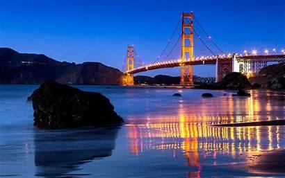 Gate Golden Bridge Widescreen San Francisco Wallpapers