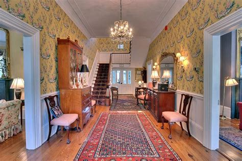 Gorgeous 1880s House by Historic Home Tour An 1880 Mansion Beautiful
