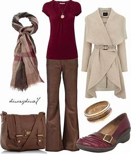 21 Polyvore Outfit Ideas for Winter - Pretty Designs