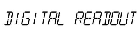 Alarm clock:version 1.00 full font name: alarm clock Font - free fonts