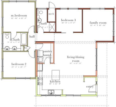 modern open floor house plans modern house plans by gregory la vardera architect house post set progress