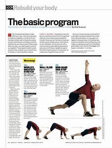 Basic Fitness Program  Men U0026 39 S Fitness