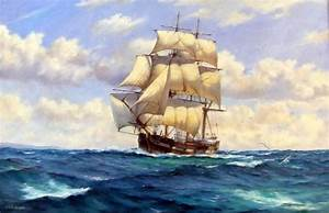 famous paintings of ships | Welcome to The Grosvenor ...