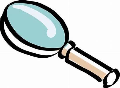 Magnifying Glass Magnifier Pixabay Detective Lens Magnify