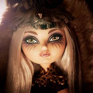 Ever After High Cerise Wolf is Latest Addition to Mattel's ...